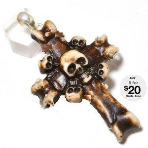 Buffalo Horn Key Chain